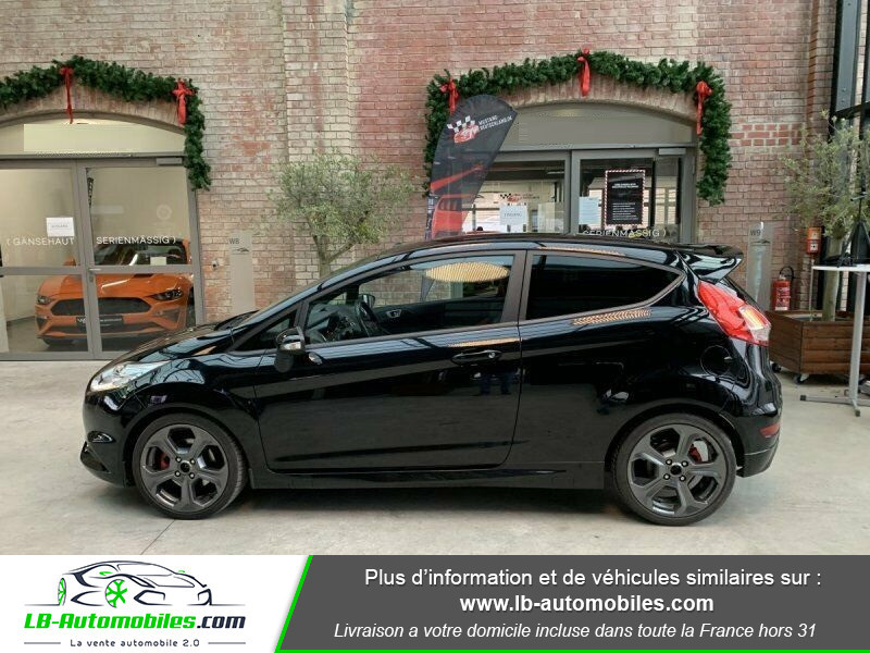 Ford Fiesta 1.6 EcoBoost 182 ST 3P Noir occasion à Beaupuy - photo n°8