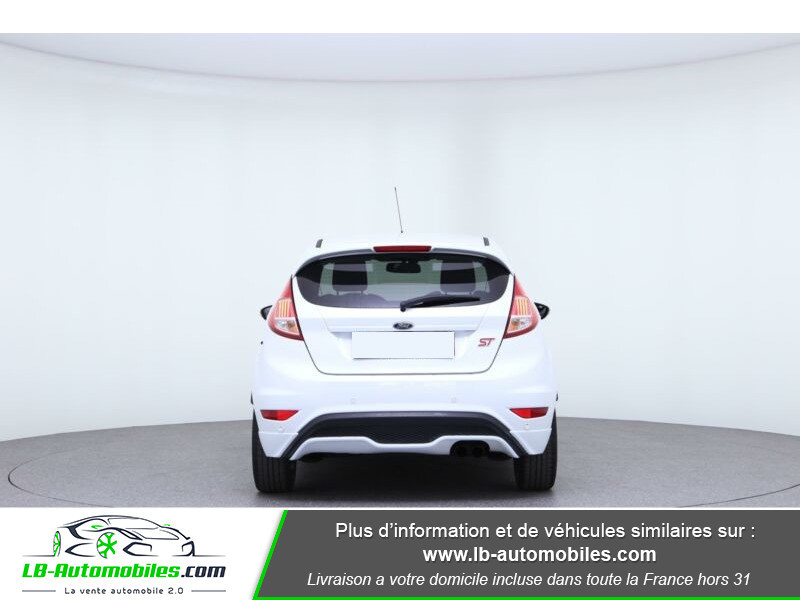 Ford Fiesta 1.6 EcoBoost 182 ST 3P Blanc occasion à Beaupuy - photo n°7