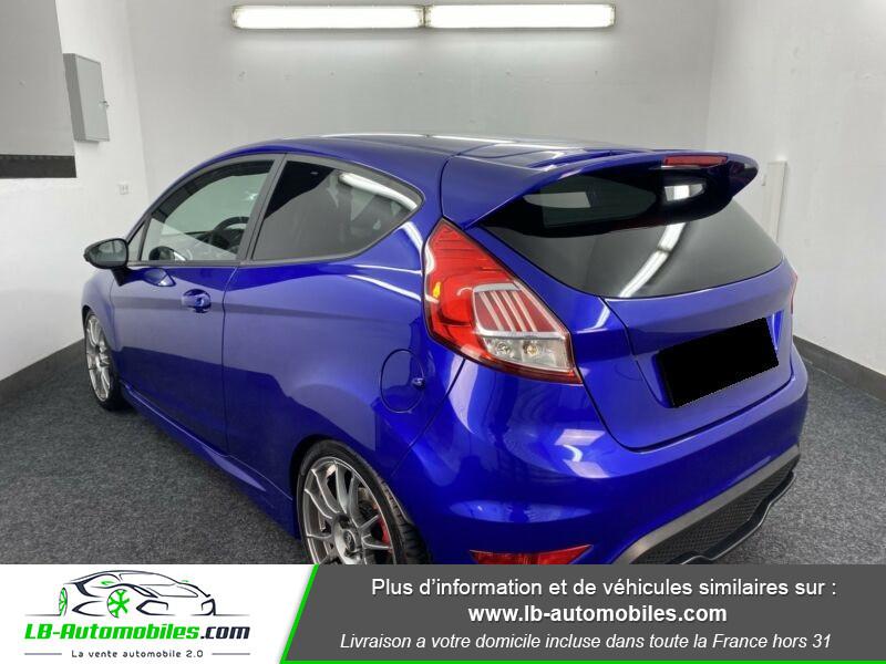 Ford Fiesta 1.6 EcoBoost 182 ST 3P Bleu occasion à Beaupuy - photo n°3