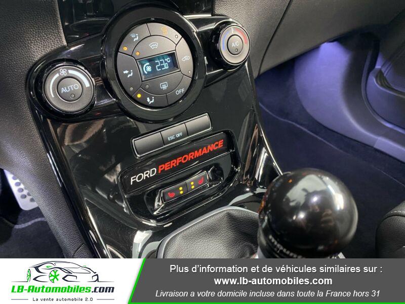 Ford Fiesta 1.6 EcoBoost 182 ST 3P Bleu occasion à Beaupuy - photo n°7