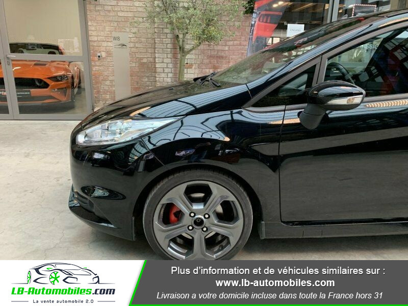 Ford Fiesta 1.6 EcoBoost 182 ST 3P Noir occasion à Beaupuy - photo n°9