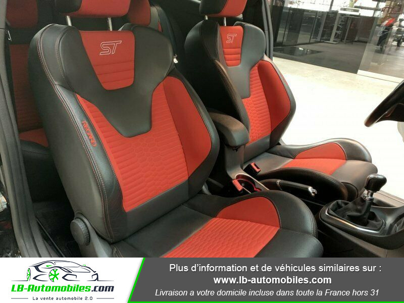 Ford Fiesta 1.6 EcoBoost 182 ST 3P Noir occasion à Beaupuy - photo n°4