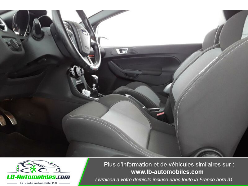 Ford Fiesta 1.6 EcoBoost 182 ST 3P Blanc occasion à Beaupuy - photo n°4