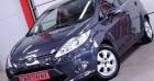 Ford Fiesta 1.6 TDCi 95CV TITANIUM 5PORTES FAIBLE KM GARANTIE Bleu 2012 - annonce de voiture en vente sur Auto Sélection.com