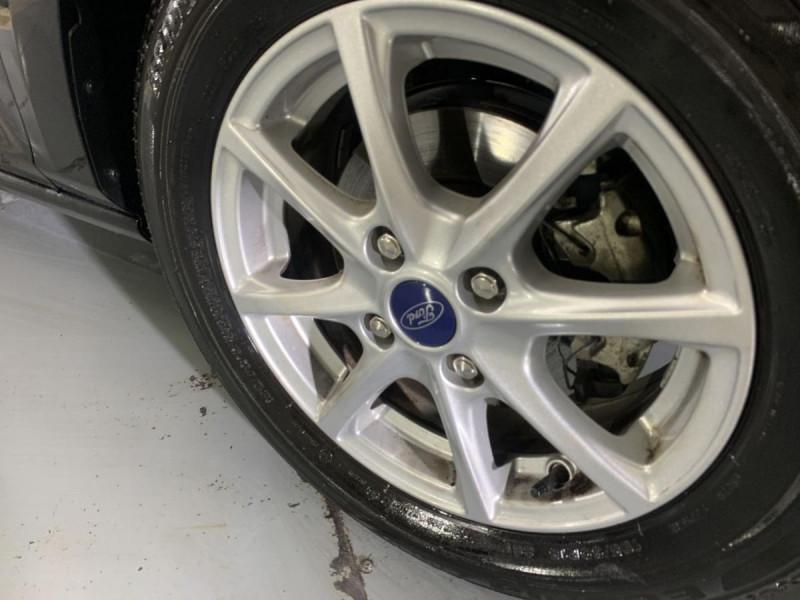 Ford Fiesta 85 CV TREND BUSINESS NAV Noir occasion à Verfeil - photo n°3