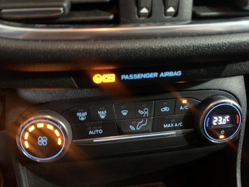 Ford Fiesta 85 CV TREND BUSINESS NAV Noir occasion à Verfeil - photo n°15