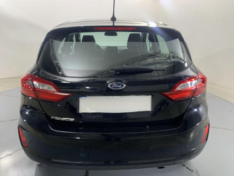 Ford Fiesta 85 CV TREND BUSINESS NAV Noir occasion à Verfeil - photo n°18