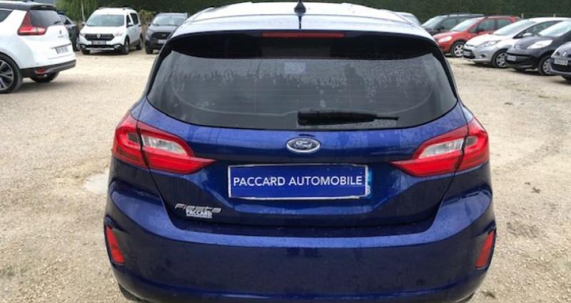 Ford Fiesta ECOBOOST 100cv B&O PLAY FIRST EDITION 5P Bleu occasion à La Buisse - photo n°6