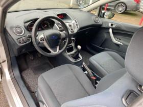Ford Fiesta FIESTA 1.25 TREND 82CV Gris occasion à Castelmaurou - photo n°3