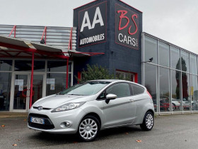 Ford Fiesta FIESTA 1.25 TREND 82CV Gris occasion à Castelmaurou - photo n°1