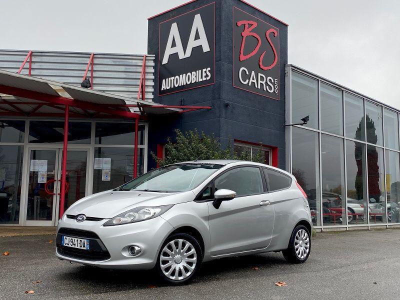 Ford Fiesta occasion 2012 mise en vente à Castelmaurou par le garage BS CARS.COM - photo n°1