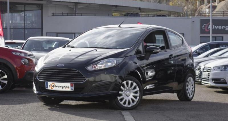 Ford Fiesta V (2) 1.5 TDCI 75 FAP TREND 3P Noir occasion à Chambourcy