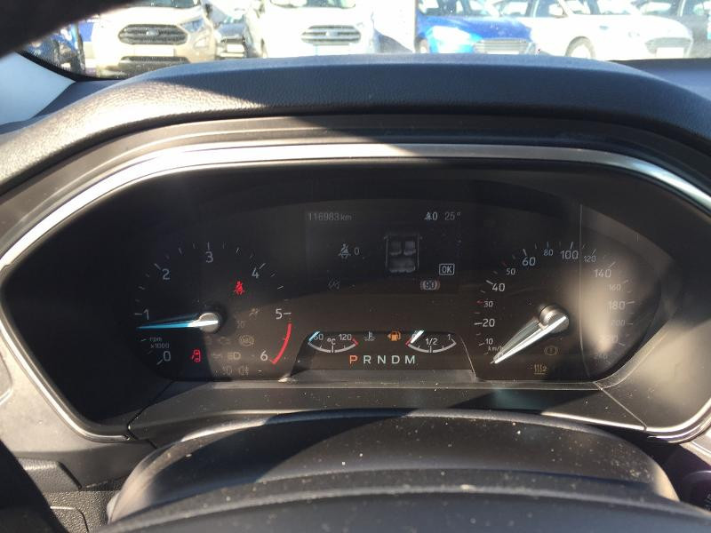 Ford Focus SW 1.5 EcoBlue 120ch Titanium BVA Gris occasion à Dole - photo n°19