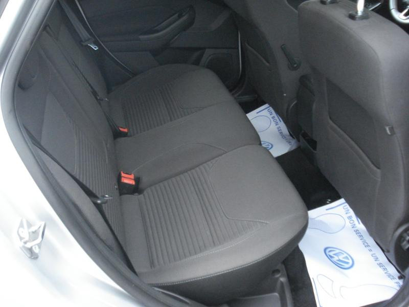 Ford Focus 1.0 EcoBoost 100ch Stop&Start Business Nav 99g Gris occasion à Aurillac - photo n°15