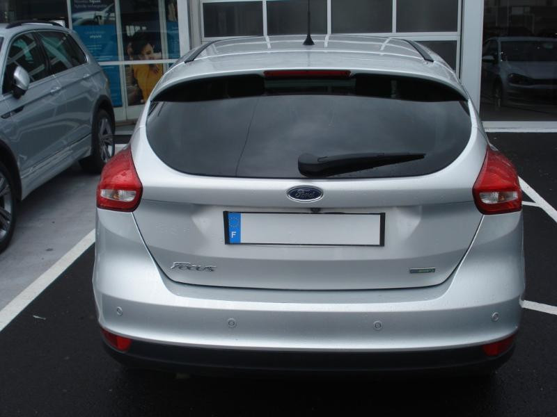 Ford Focus 1.0 EcoBoost 100ch Stop&Start Business Nav 99g Gris occasion à Aurillac - photo n°20