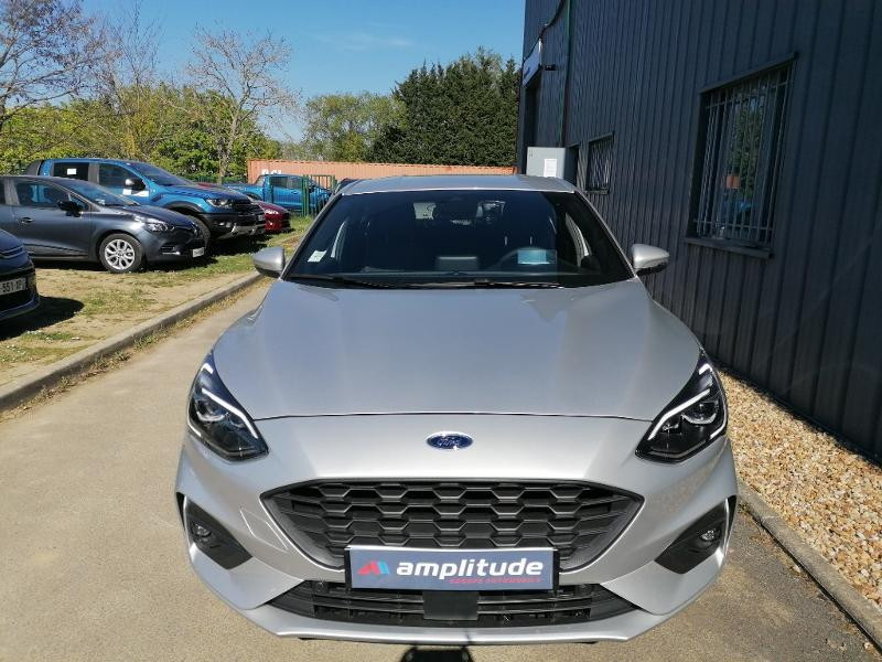 Ford Focus 1.0 EcoBoost 125ch mHEV ST-Line Business Gris occasion à Saint-Doulchard - photo n°3