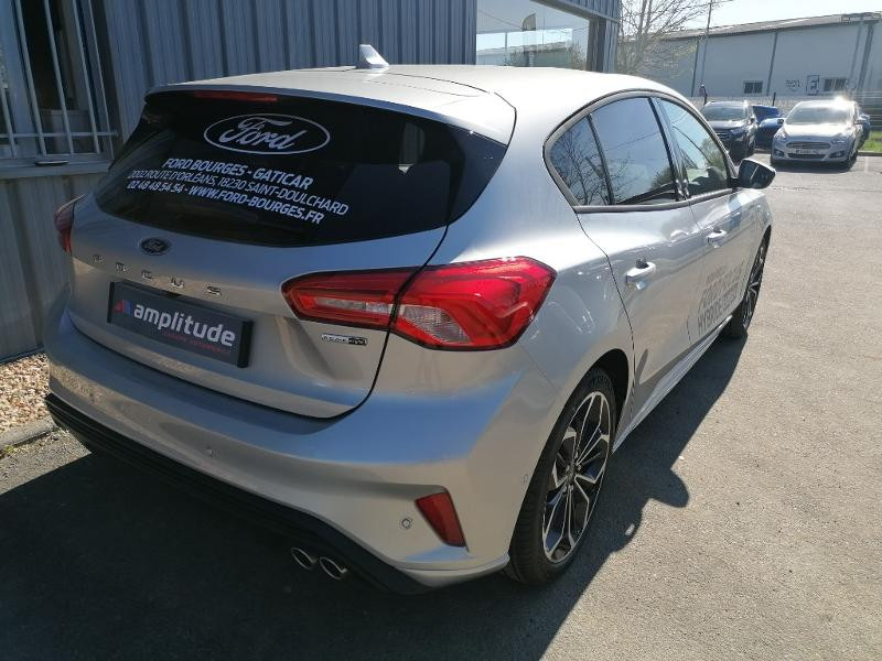 Ford Focus 1.0 EcoBoost 125ch mHEV ST-Line Business Gris occasion à Saint-Doulchard - photo n°5