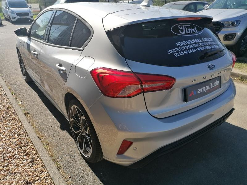 Ford Focus 1.0 EcoBoost 125ch mHEV ST-Line Business Gris occasion à Saint-Doulchard - photo n°7