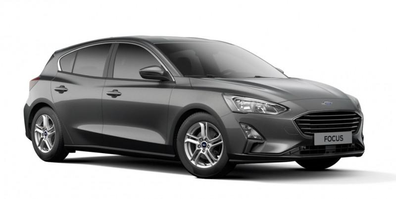 Ford Focus 1.0 EcoBoost 125ch Stop&Start Titanium Gris occasion à SALLANCHES