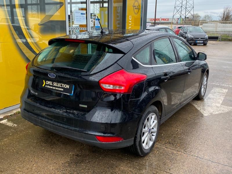 Ford Focus 1.0 EcoBoost 125ch Titanium Noir occasion à Samoreau - photo n°2