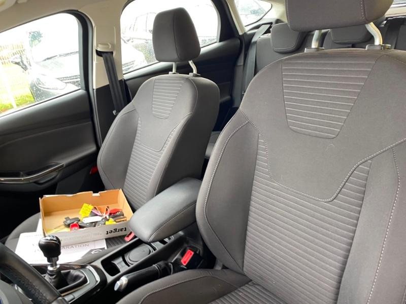 Ford Focus 1.0 EcoBoost 125ch Titanium Noir occasion à Samoreau - photo n°8