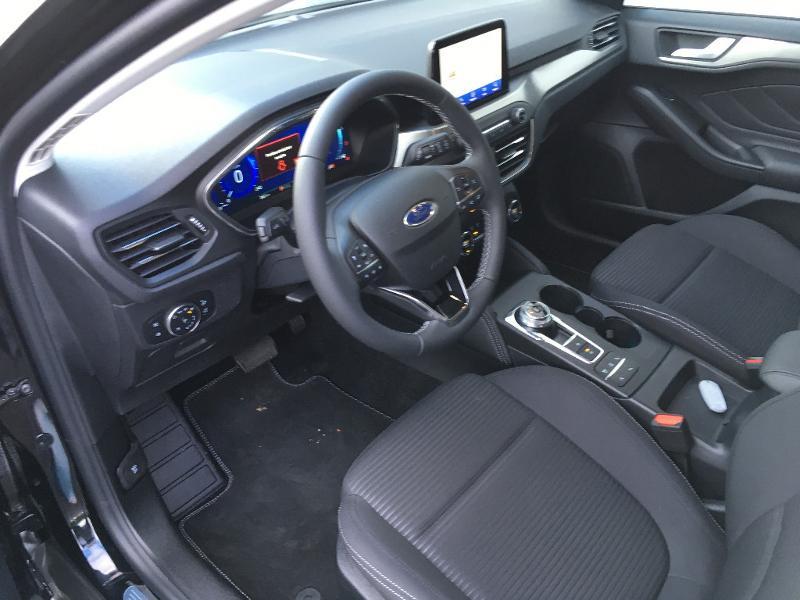 Ford Focus 1.5 EcoBlue 120ch Titanium X BVA Noir occasion à Varennes-Vauzelles - photo n°9