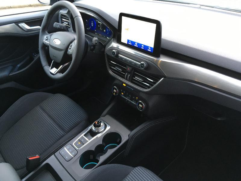 Ford Focus 1.5 EcoBlue 120ch Titanium X BVA Noir occasion à Varennes-Vauzelles - photo n°8
