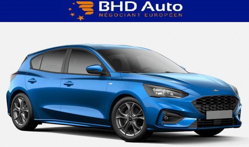 Ford Focus occasion 2021 mise en vente à Biganos par le garage BHD AUTO - photo n°1