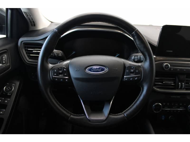 Ford Focus 1.5 EcoBoost 150 S&S BVA8 Vignale Gris occasion à TARBES - photo n°6