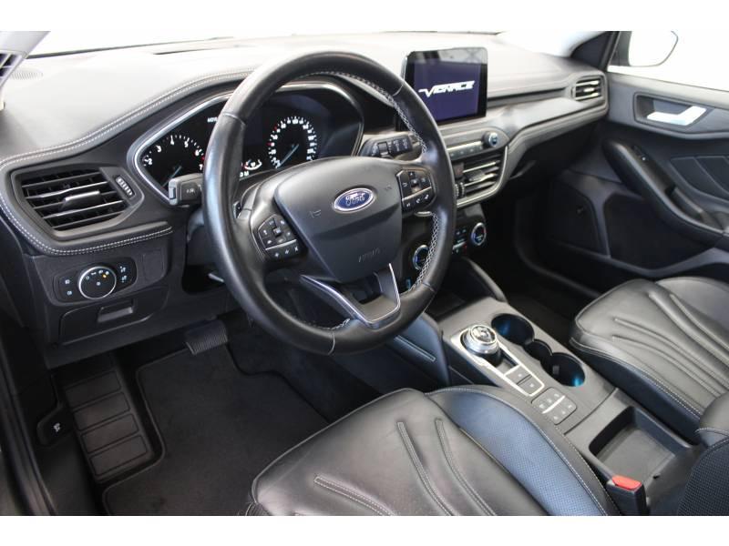Ford Focus 1.5 EcoBoost 150 S&S BVA8 Vignale Gris occasion à TARBES - photo n°5