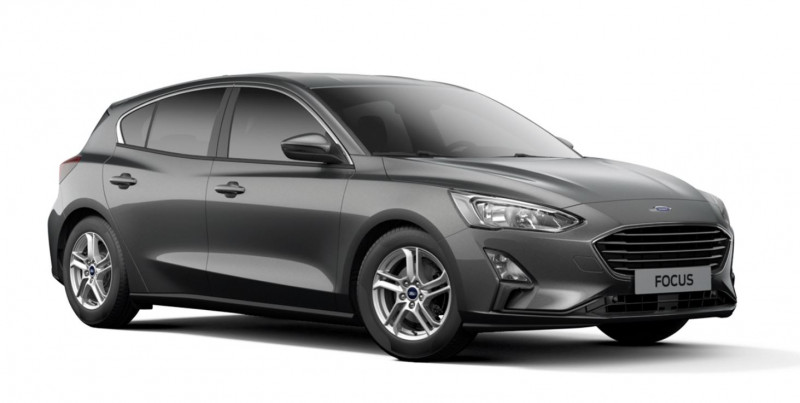 Ford Focus 1.5 EcoBoost 150ch Stop&Start ST-Line Gris occasion à AIX-EN-PROVENCE