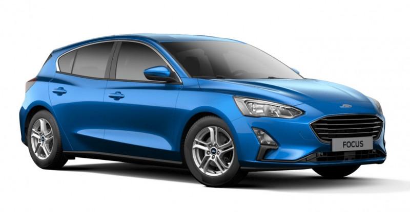 Ford Focus 2.0 EcoBlue 150ch Stop&Start ST-Line Business Bleu occasion à LA VALETTE-DU-VAR