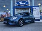 Ford Focus ST-LINE 1.0 EcoBoost 125 ch S&S BVM6 5P Bleu à Barberey-Saint-Sulpice 10