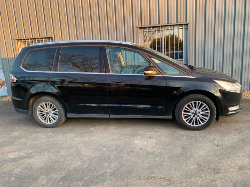 Ford Galaxy 2.0 EcoBlue 190ch Titanium BVA8 Euro6.2 Noir occasion à Saint-Doulchard - photo n°3
