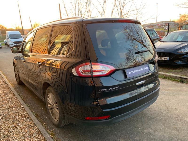 Ford Galaxy 2.0 EcoBlue 190ch Titanium BVA8 Euro6.2 Noir occasion à Saint-Doulchard - photo n°5