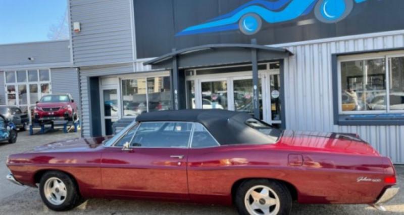 Ford Galaxy CABRIOLET 500 V8 230 CV  occasion à Thiais - photo n°7