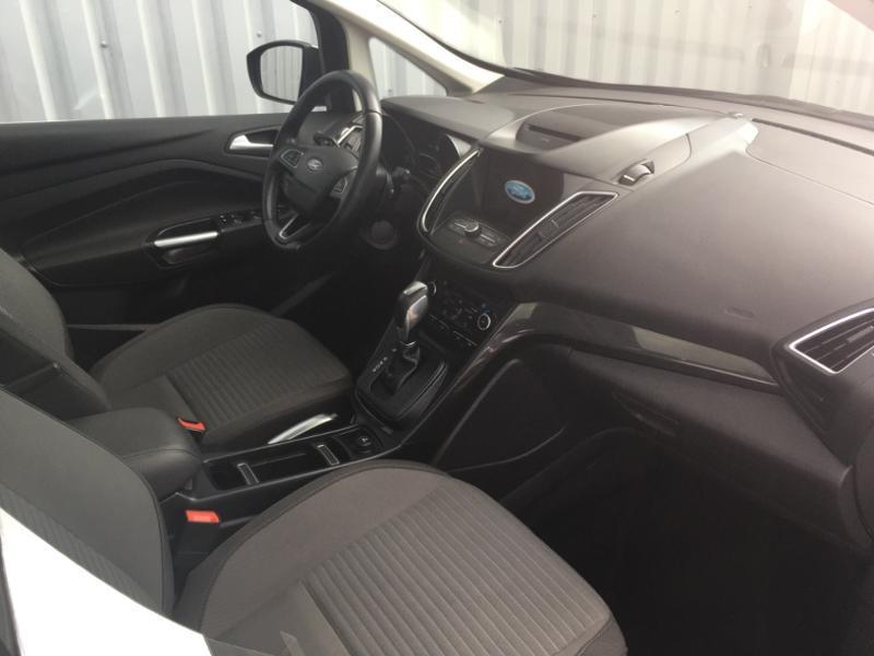 Ford Grand C-Max 1.5 TDCi 120ch Stop&Start Titanium X PowerShift Euro6.2 Gris occasion à Varennes-Vauzelles - photo n°19