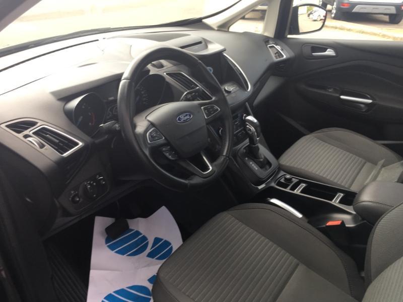 Ford Grand C-Max 1.5 TDCi 120ch Stop&Start Titanium X PowerShift Euro6.2 Gris occasion à Varennes-Vauzelles - photo n°17