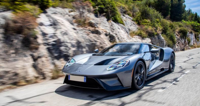 Ford GT 2018  occasion à TOULON - photo n°5