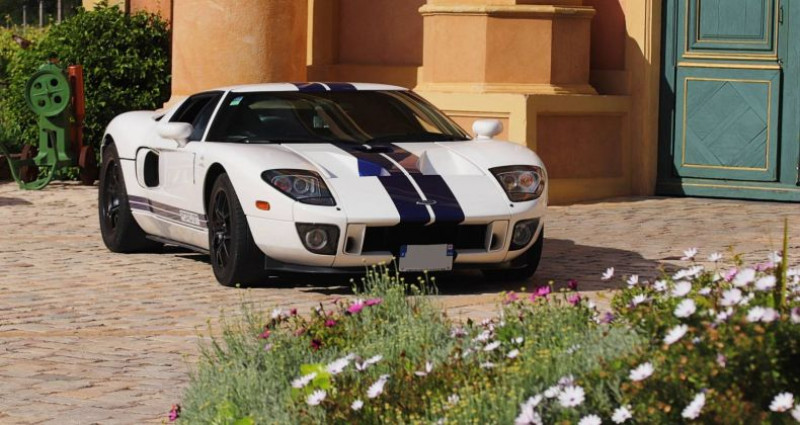 Ford GT IMMAT FRANCE  occasion à TOULON