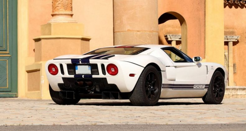 Ford GT IMMAT FRANCE  occasion à TOULON - photo n°5