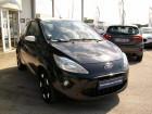 Ford Ka 1.2 69ch Stop&Start Black Edition Noir à Dole 39