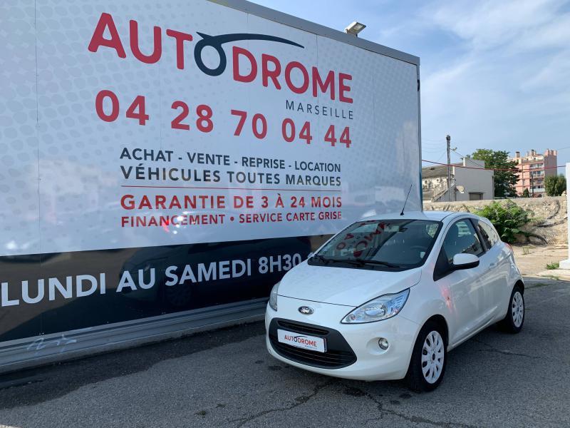 Ford Ka 1.2 69ch Stop&Start Titanium  occasion à Marseille 10