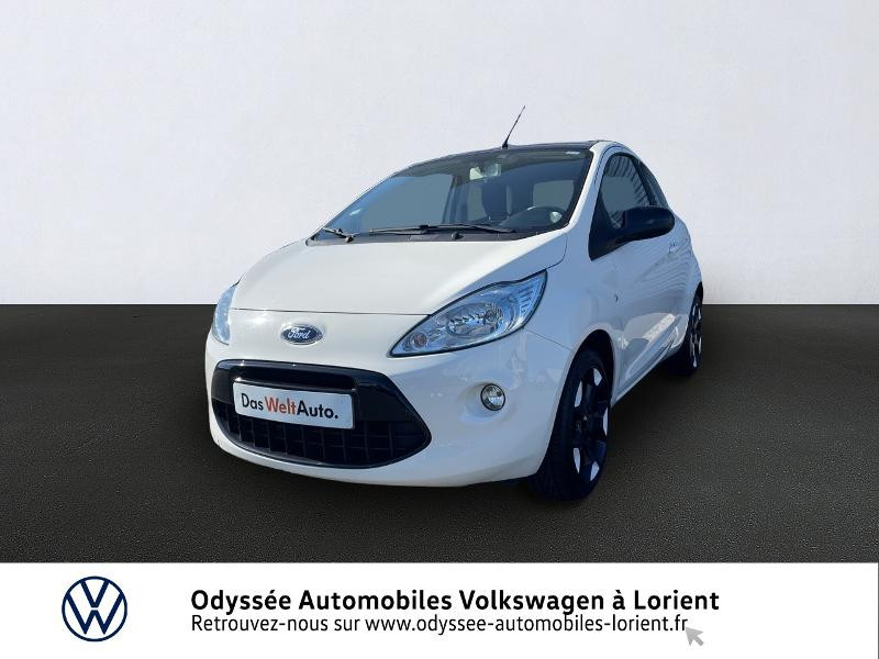 Ford Ka 1.2 69ch Stop&Start White Edition Blanc occasion à Lanester