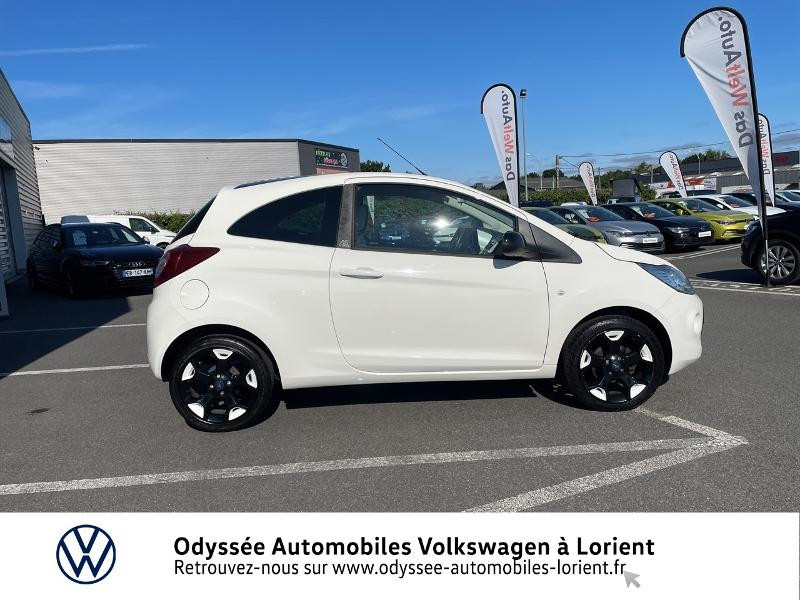 Ford Ka 1.2 69ch Stop&Start White Edition Blanc occasion à Lanester - photo n°4
