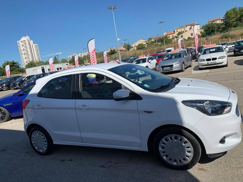 Ford Ka+ 1.2 Ti-VCT 70ch Essential  occasion à Marseille 10 - photo n°4