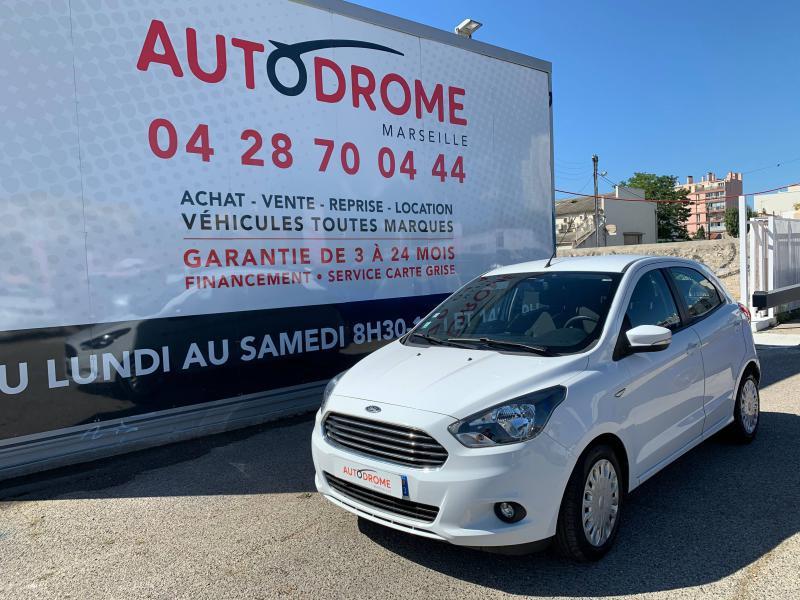 Ford Ka+ 1.2 Ti-VCT 70ch Essential  occasion à Marseille 10