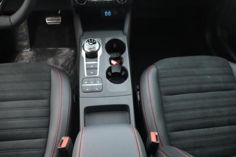 Ford Kuga 1.5 ECOBLUE 120 A8 ST LINE X Noir occasion à Semécourt - photo n°10