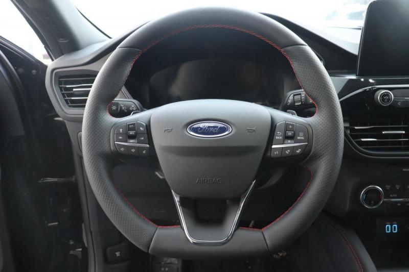 Ford Kuga 1.5 ECOBLUE 120 A8 ST LINE X Noir occasion à Semécourt - photo n°9