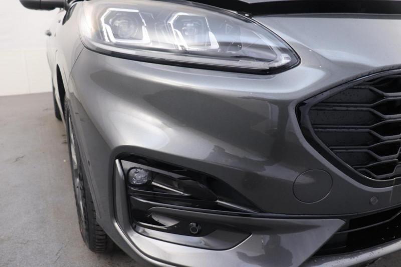 Ford Kuga 1.5 ECOBLUE 120 A8 ST LINE X Gris occasion à Semécourt - photo n°8